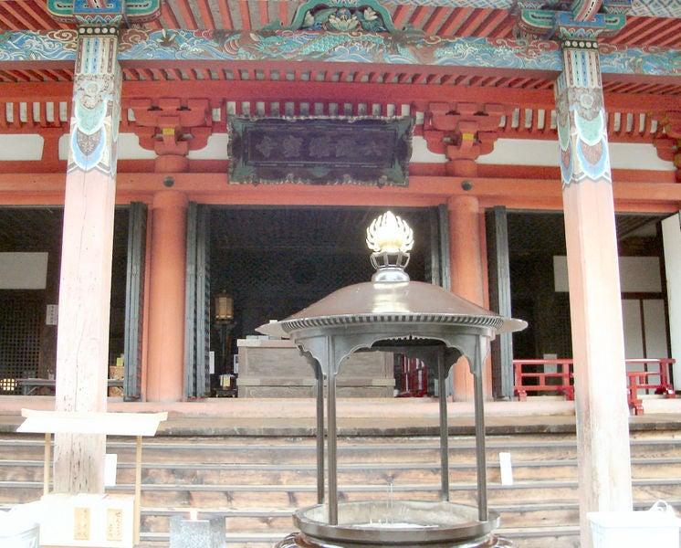 Dr.ミーヤンの下手っぴい釣りブログ-六波羅蜜寺本堂