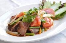 タイ料理店 ドゥワンディー -ヤムヌアヤーン