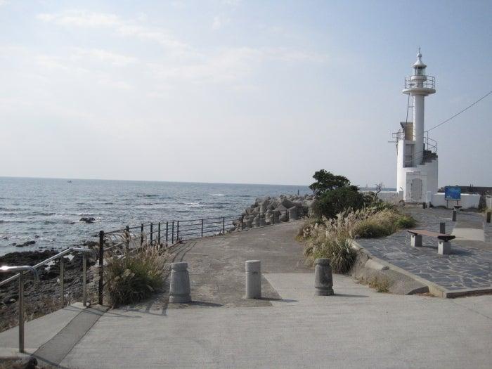 歩き人ふみの徒歩世界旅行 日本・台湾編-長崎鼻