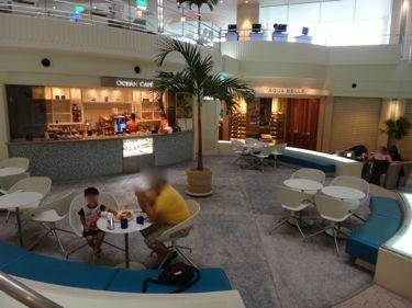 横浜発 驢馬人の美食な日々-OceanCafe