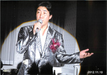 The Enkatic Dinner Show 黒木憲ジュニアさん
