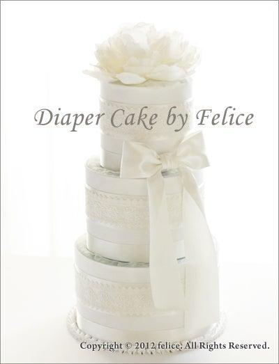 プリザーブドフラワー&ダイパーケーキ(おむつケーキ)教室「フェリーチェ」 ◆ MAYU の La  Dolce Vita ブログ ◆