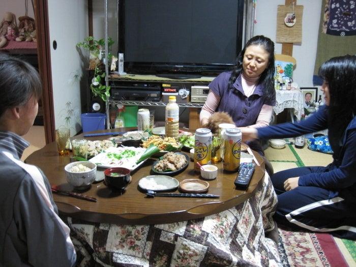 歩き人ふみの徒歩世界旅行 日本・台湾編-食事前