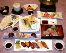 スポーツ&ビジネス-寿司正の会席料理