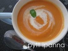 料理教室 pytt i panna-スープ