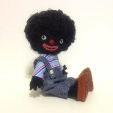 羊毛フェルト人形「wawa」-ゴリー 羊毛フェルト人形
