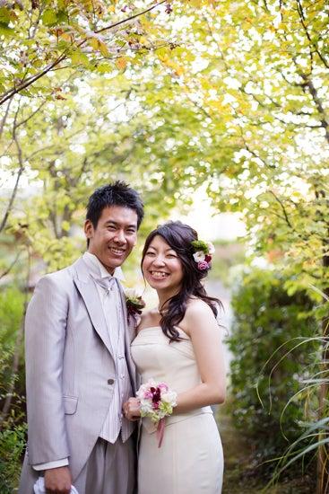 ウエディングカメラマンの裏話*結婚式にまつわるアンなことコンなこと-ル・フィオーレでの結婚式 写真