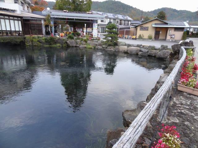 ルークのブログ-忍野八海 6
