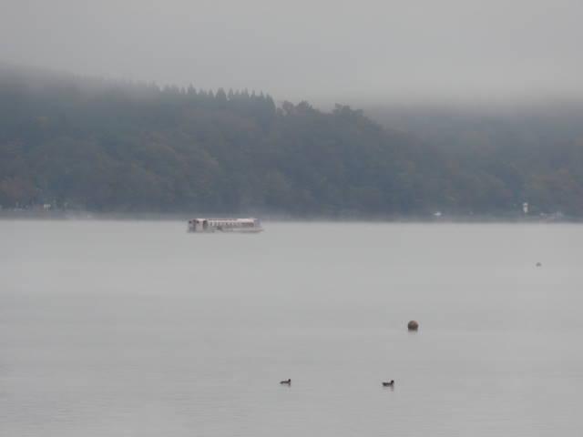ルークのブログ-山中湖 2