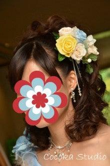 20120923_カラードレスヘッドドレス