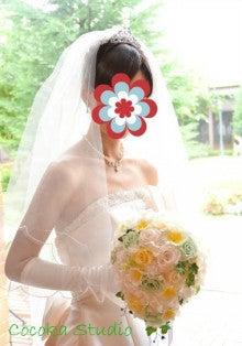 20120923_ウェディングドレスとブーケ