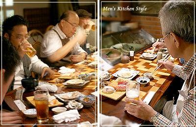 男の料理教室【メンズ・キッチン】メンズ・キッチンスタイリストYOKO(福本陽子)-男のすし・料理教室 メンズキッチン
