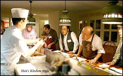 男の料理教室【メンズ・キッチン】メンズ・キッチンスタイリストYOKO(福本陽子)-男のすし教室 メンズキッチン