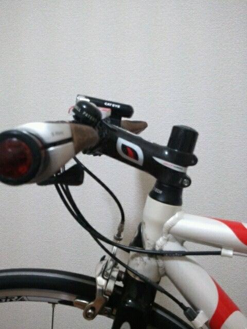 自転車カスタマイズーハンドル ...