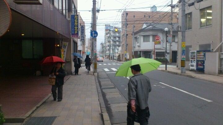 歩き人ふみの徒歩世界旅行 日本・台湾編-灰に傘