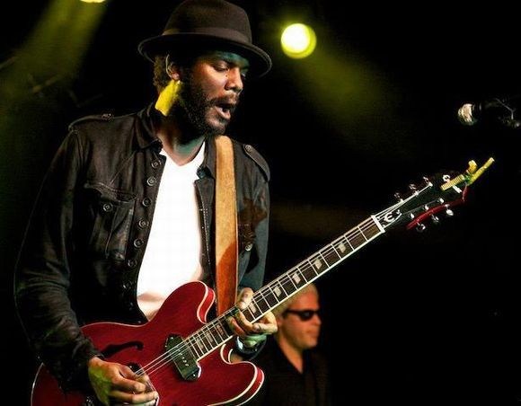 SNOW BLIND WORLD-Gary Clark Jr.