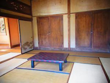 $Papionnage irise-旧石川製糸西洋館 和室