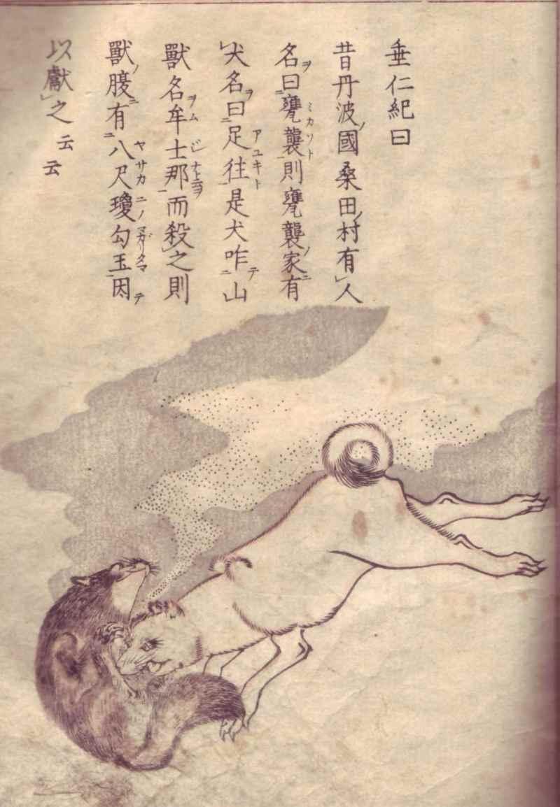 帝國ノ犬達-足往