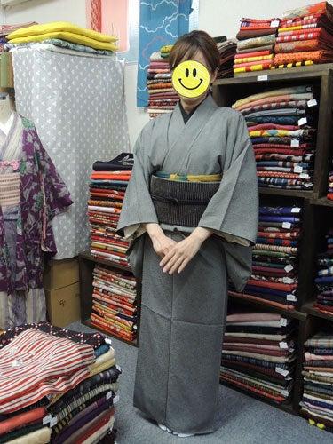 $東京で着物ライフを楽しむ会 ~東京きものライフ~-macoさん(初参加)