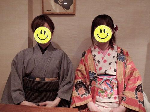 東京で着物ライフを楽しむ会 ~東京きものライフ~-根津のカフェにて(1)