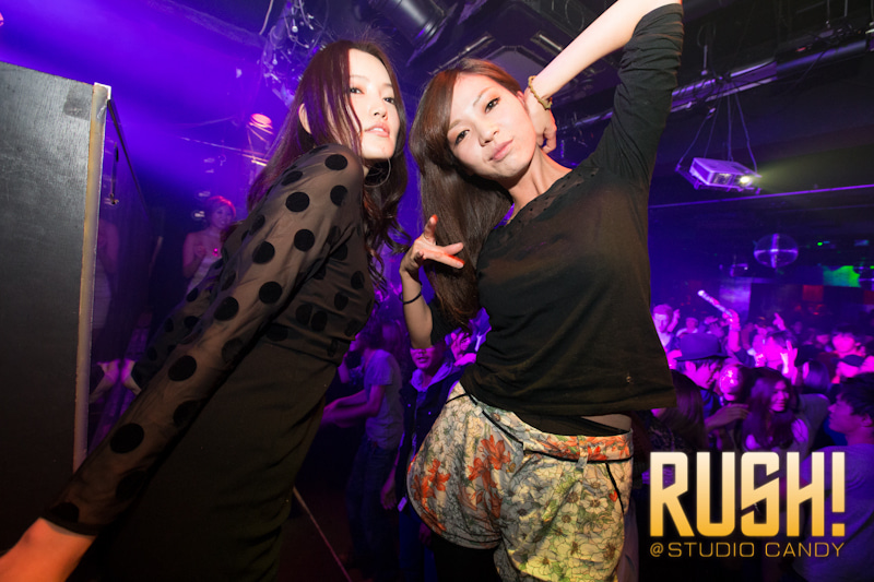 RUSH! at Studio Candyのブログ
