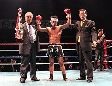 新日本キックボクシング協会-蘇我英樹vsコンゲンチャイ
