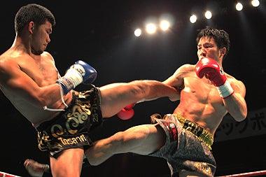 新日本キックボクシング協会-宮本武勇志vsラチャシー