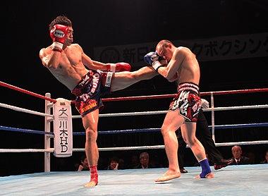 新日本キックボクシング協会-TATSUROvsヨーゲンチャイ