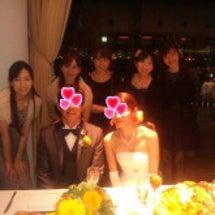 結婚パーティ☆