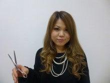 エマ美容室の[チョキ×チョキ日記]-伊藤真弓デビュー