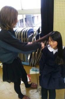 エマ美容室の[チョキ×チョキ日記]-可愛い子供たち。美容師になってね。