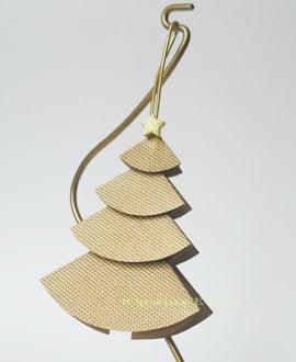 クリスマスツリーの作り方