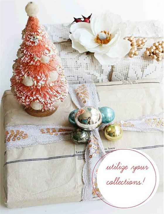 作り方:もみの木以外でクリスマスツリーをハンドメイド♪