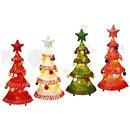 ナチュラルボンボンクリスマスツリーライト