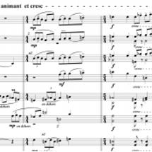 自作発表「管弦楽曲 …