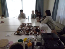 ☆広島☆コミュニティカフェ 『ちゃぶだいカフェ』はじめました。。。