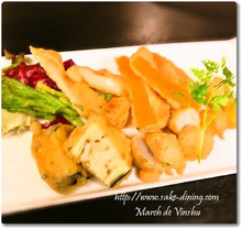 $炭火串焼と野菜料理 MarcheDeVinshu