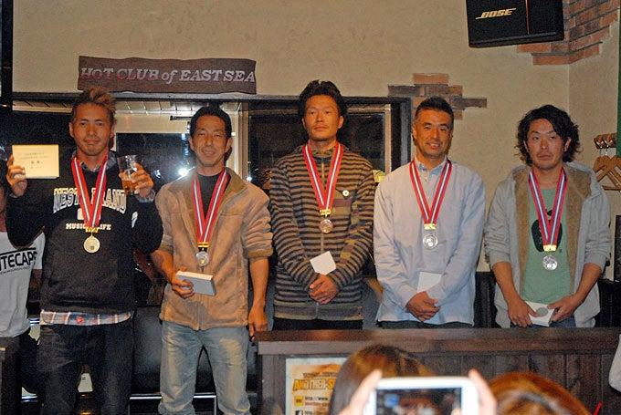 I.S.U 茨城サーフィンユニオン-ISUサーキット年間ランキングP
