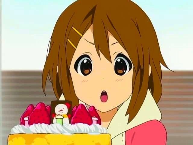 平沢唯ちゃん。。誕生日。。おめでとう。