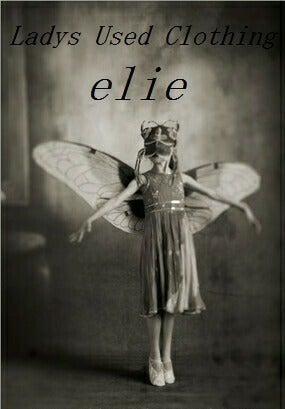 $仙台の古着屋 仙台・古着(レディース)elie(エリー)のブログ