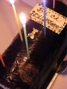 神戸のカラーリスト スタイリスト  トータル素敵プロデューサー☆みつこのブログ-バースデーケーキ