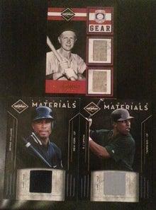 nash69のMLBトレーディングカード開封結果と野球観戦報告-limited-7-relic2