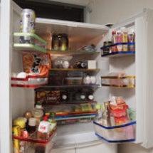 我が家の冷蔵庫事情