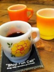 $札幌アンティークショップ雑貨・家具・メダイ・ファイヤーキングが使えるカフェ