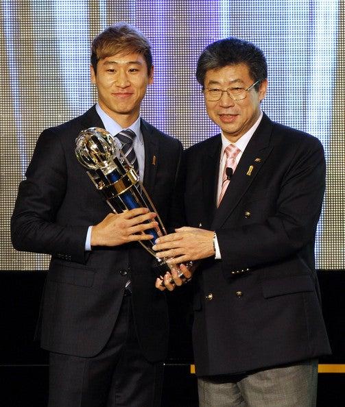 イ・グノ AFC年間最優秀プレーヤー バロンドール サッカー日本代表