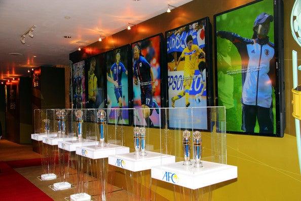 AFC年間最優秀プレーヤー バロンドール サッカー日本代表