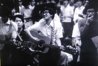 AFTER THE GOLD RUSH-フォーク・ゲリラと歌う中川五郎?