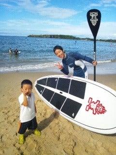 西表島ダイビング あべちゃん海ブログ  「にこにこダイビング」-SUP