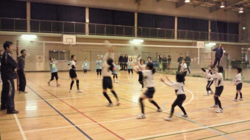 キャッチバレーボール 開進ブロック行事案内-育成合同練習2
