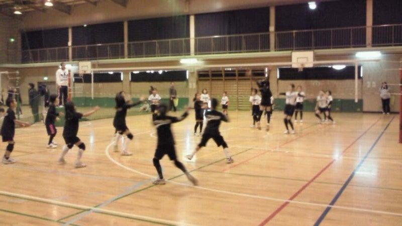 キャッチバレーボール 開進ブロック行事案内-育成合同練習1